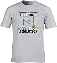 Alcohol is a Solution Tshirt