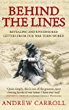Behind the Lines (0091903408) by Carroll, Andrew