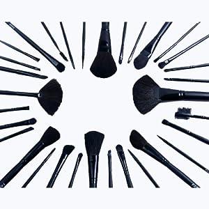 FASH Professional Makeup Brush Set, 32 pcs set, For Eye Shadow, Blush, Eyeliner, eyebrow.......