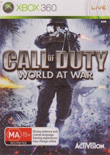 XBOX 360 Call of Duty: World at War 【輸入版;アジア】
