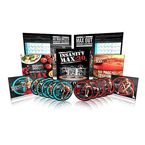 Shaun-Ts-INSANITY-MAX30-Base-Kit-DVD-Workout
