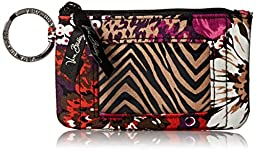 Vera Bradley Zip Case ID Holder, Rosewood, One Size