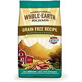 Whole Earth Farms Turkey and Duck Grain Free Recipe Pet Food, 25-Pound