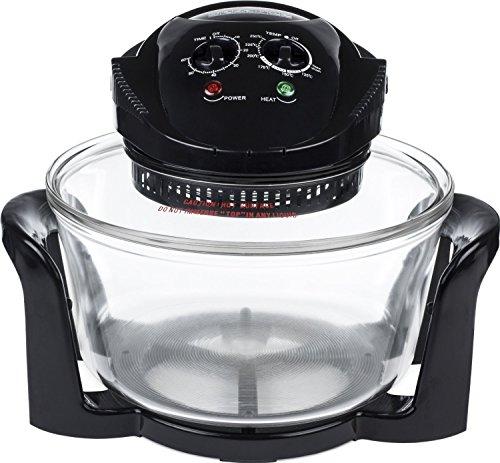 four-halogene-premium-de-17-l-1-400-w-inclut-un-anneau-extenseur-jusqua-17-litres-grille-alimentaire