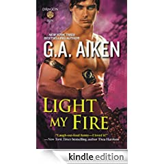 Light My Fire (Dragon Kin) (English Edition)
