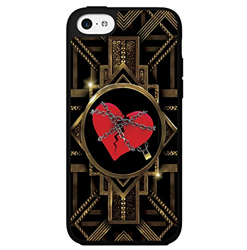 Vault Doors Chamber To My Heart Hard Snap On Phone Case (Iphone 5C)