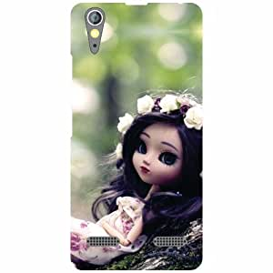 Printland Girly Phone Cover For Lenovo A6000 Plus