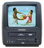 Sylvania SSC092 9-Inch Portable TV/VCR Combo