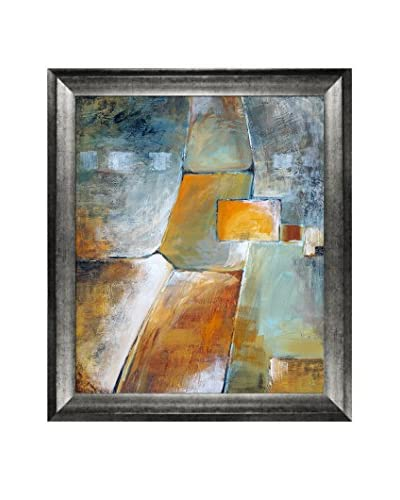 Clive Watts An Abstract Painting II Framed Print On Canvas, Multi, 29″ x 25″