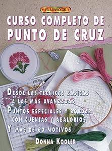Curso Completo De Punto De Cruz Serie Cuentas Y Abalorios