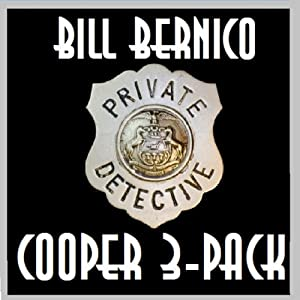 Cooper Three-Pack Audiobook