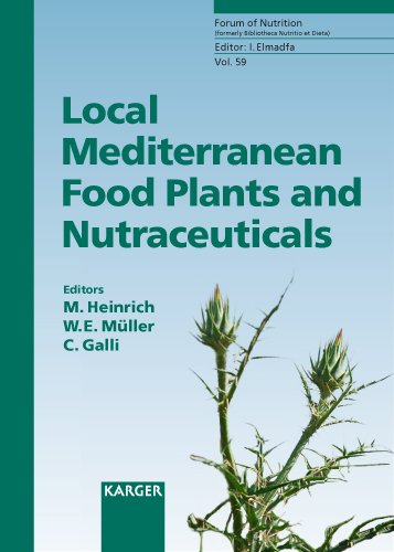 Local Mediterranean Food Plants And New Nutraceuticals (Forum Of Nutrition)