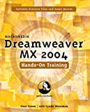 Garo Green Macromedia Dreamweaver MX 2004 Hands-on Training