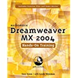 Macromedia Dreamweaver MX 2004 Hands-on Trainingby Garo Green