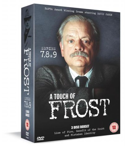 A Touch of Frost: Series 7, 8 and 9 [DVD]