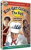 echange, troc Kidvidz: Kids Get Cooking - The Egg [Import USA Zone 1]