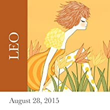 Leo: August 28, 2015  by Tali Edut, Ophira Edut Narrated by Lesa Wilson