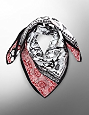 Marcel Wanders Queen of Hearts Scarf