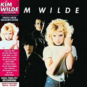Kim Wilde - Paper Sleeve Edition