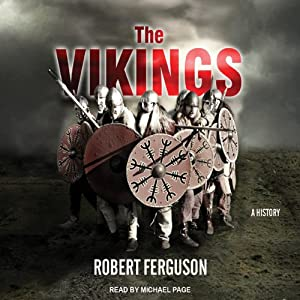 The Vikings: A History | [Robert Ferguson]