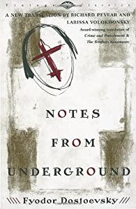 a defense of individualism in notes from the underground by fyodor dostoevsky Notes from underground, the double and other stories, by fyodor dostoevsky, is part of the barnes & noble classics series, which offers quality editions at affordable.