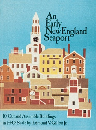 An Early New England Seaport