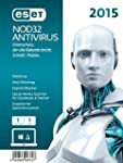 ESET NOD32 AntiVirus 2015 - 1 PC (Fru...