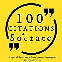 100 citations de Socrate | Livre audio Auteur(s) :  Socrate Narrateur(s) : Élodie Huber