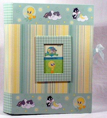 Baby Looney Tunes Baby Looney Tunes Keepsake Box