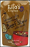 Ella's Kitchen Wonderfully Warming Beef Stew with Spuds 190 g (Pack of 7)