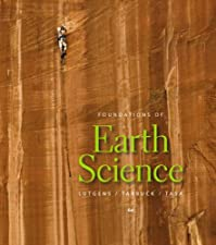 Foundations of Earth Science Plus MasteringGeology with eText Access by Lutgens