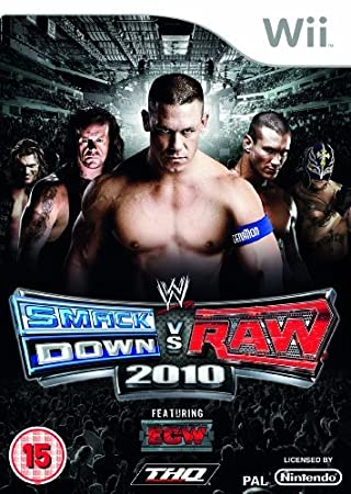 WWE Smackdown vs Raw 2010 (Wii) by THQ