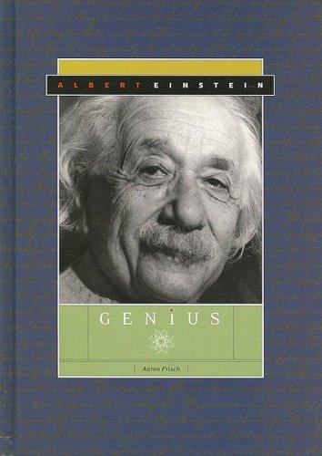 ALBERT EINSTEIN Genius, Frisch, Aaron
