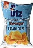 Utz Potato Chips, Carolina Barbeque, 9.5 Ounce