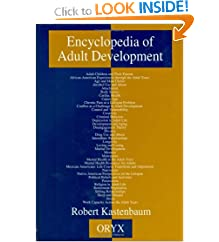 Encyclopedia of Adult Development