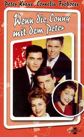 Wenn die Conny mit dem Peter [VHS]