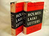 img - for Holmes-Laski Letters, 1916-1935, 2 vol. set book / textbook / text book