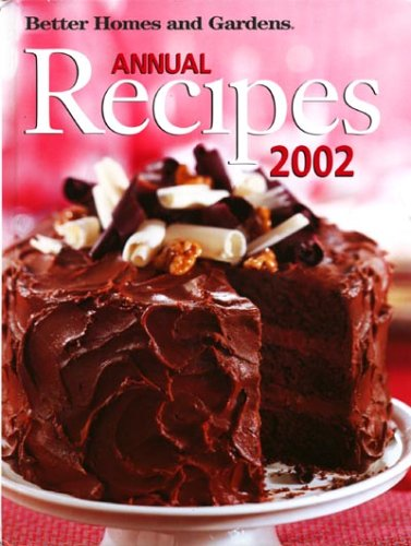 Annual Recipes 2002