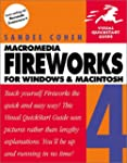 Fireworks 4 for Windows and Macintosh...