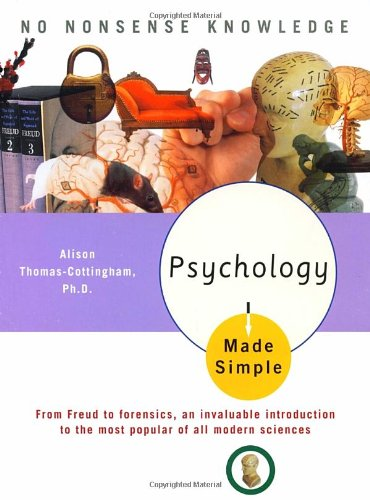 Psychology Made Simple (Made Simple Books (Doubleday)) front-644512
