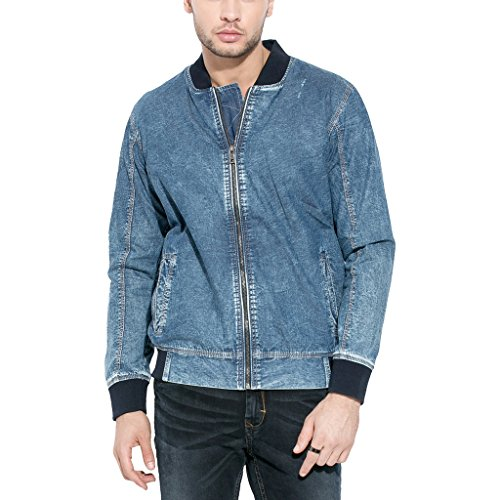 Mufti-Mens-Cotton-Jacket-MFJ-504-A97BlueXX-Large