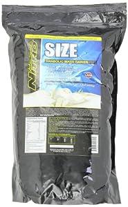 J.s. Nitro Size, Vanilla Ice Cream 8.81-pounds