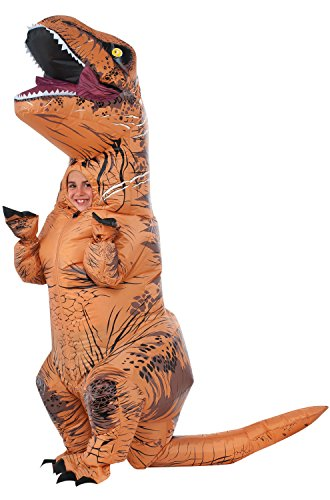 Jurassic World: T-Rex Inflatable Kids Costume