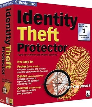 Identity Theft Protector