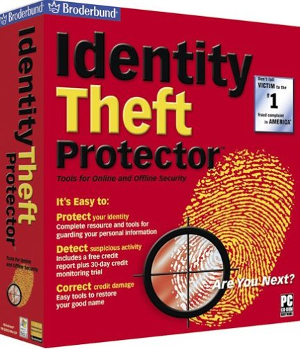 Identity Theft Protector