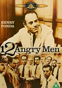 Twelve Angry Men [Import anglais]