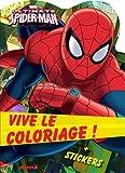 Marvel Ultimate Spider-Man - Vive le coloriage !...