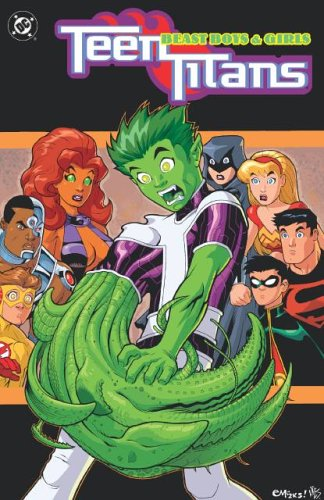 Teen Titans TP Vol 03 Beast Boys And Girls