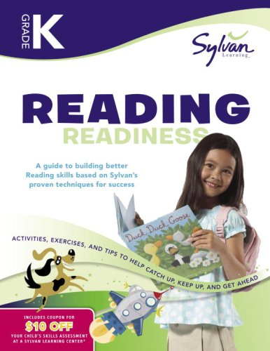 Kindergarten Reading Readiness (Sylvan Workbooks) (Sylvan Learning)