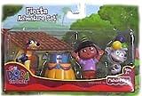 Dora the Explorer - Playsets - Fisher Price Fiesta Adventure Set